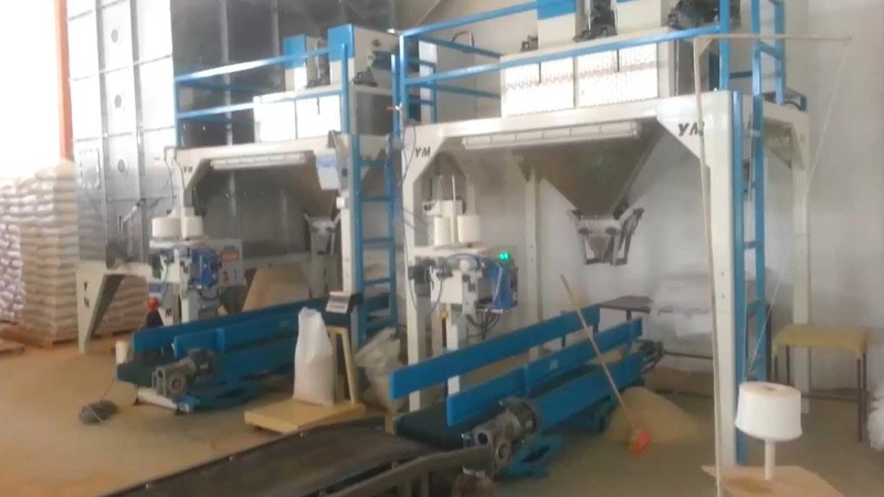 50 TPD Modern Auto Rice Mill
