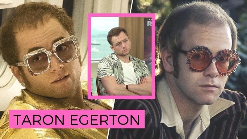 'ROCKETMAN' Taron Egerton Gets EMOTIONAL over Elton John's Generous Gift (2019)