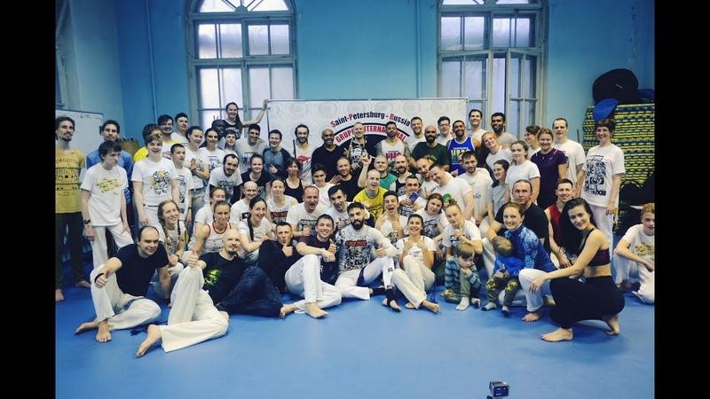 XIV Iê Berimbau Capoeira Festival, Roda de Abertura 30.05.2019