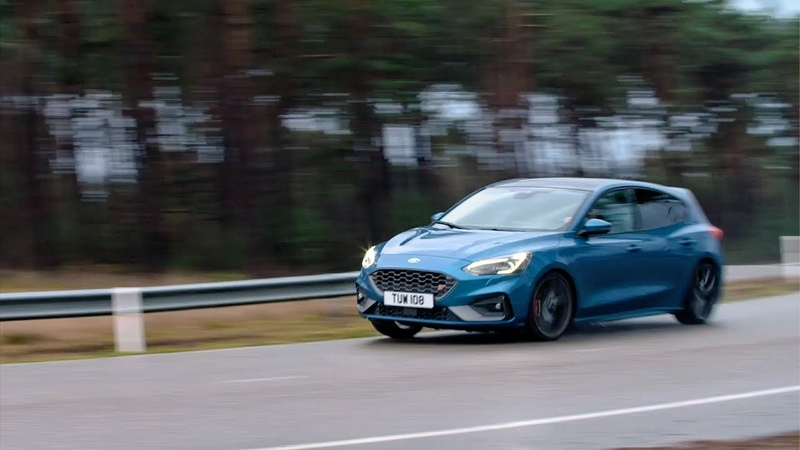 Engineered to perform. The All-New Ford Focus ST with ESLD