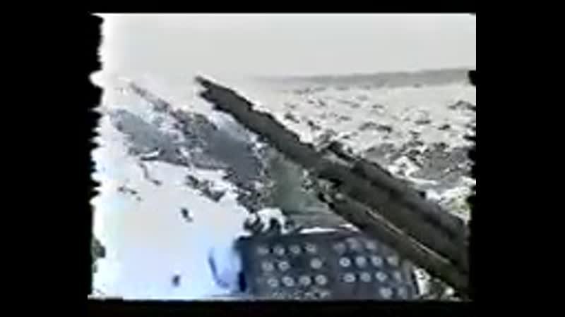 1999-2000 артиллеристы Каменской бригады встречают Новый Год в Чечне