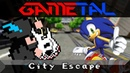 Escape from the City (Sonic Adventure 2) - GaMetal Remix