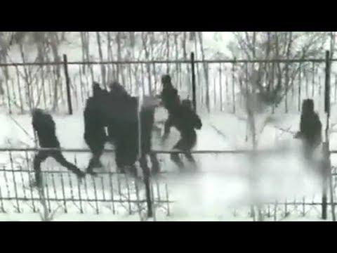 Нападения на мигрантов и погромы киосков после изнасилования киргизом женщины в Якутске (2019)