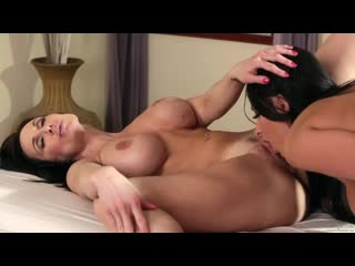 Anissa kate and kendra lust - french girls a knockout [lesbian, massage, big tits, milf]