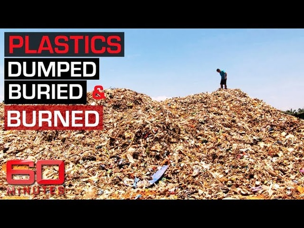 Exposing Australia's recycling lie | 60 Minutes Australia
