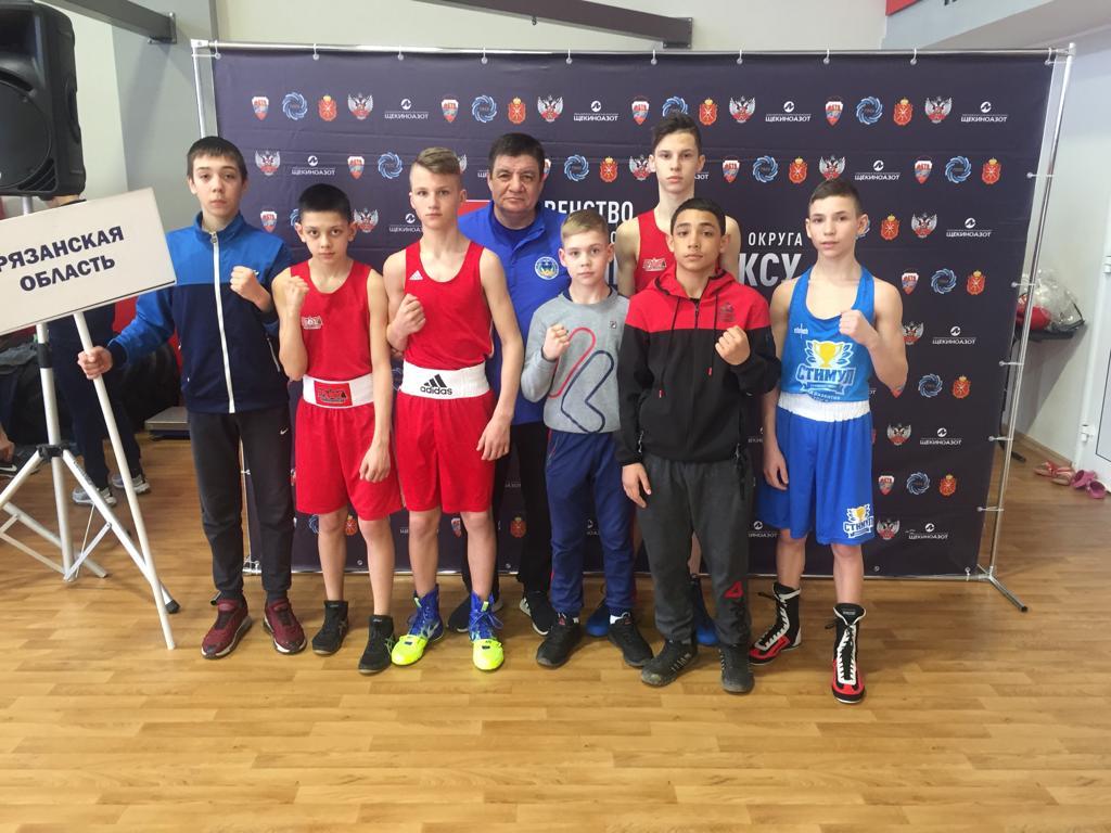 сборная Рязанской области