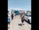 Одесситы перекрыли Объездную дорогу