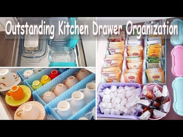 Outstanding Kitchen Drawer Organization Using Ikea Organizers (Kitchen Drawer Organizing Ideas)