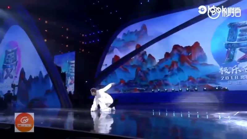 181103 国风极乐夜 Dance Solo Zhu Zhengting