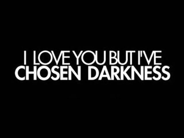 ► I Love You But Ive Chosen Darkness | Come Undone