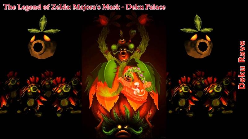 Majora's Mask Remix Deku Rave Deku Palace