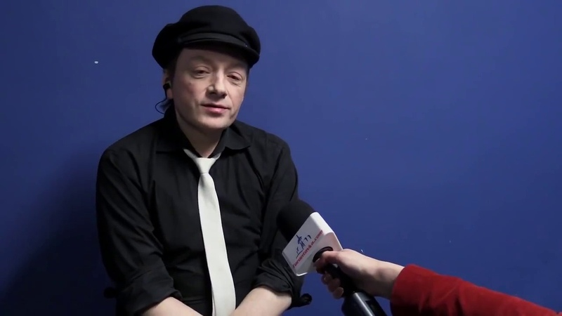 Интервью Глеба Самойлова (The MATRIXX ех Агата Кристи) в Торонто, 18.02.2016