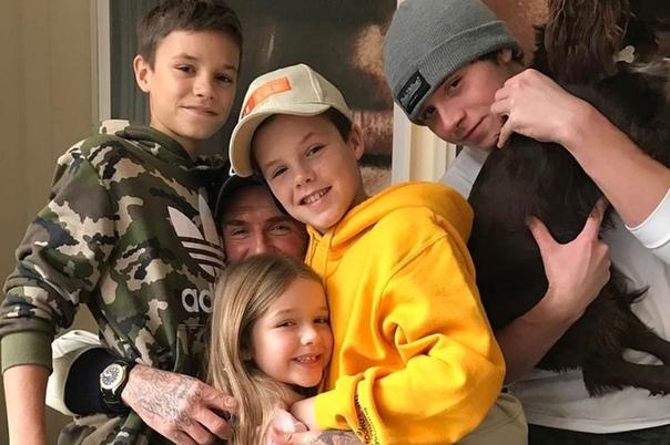 Детей растить - не голы забивать. Мнение Дэвида Бекхэма об отцовстве Дэвиду Бекхэму было всего 24 года, когда он впервые стал отцом, и за два десятилетия, которые прошли с тех пор, звезда