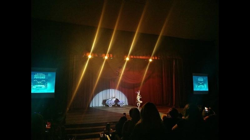 Оля Полякова (Пародист Дима Черников) Шоу пародий и двойников| Концерт| КНУ технологий и дизайна