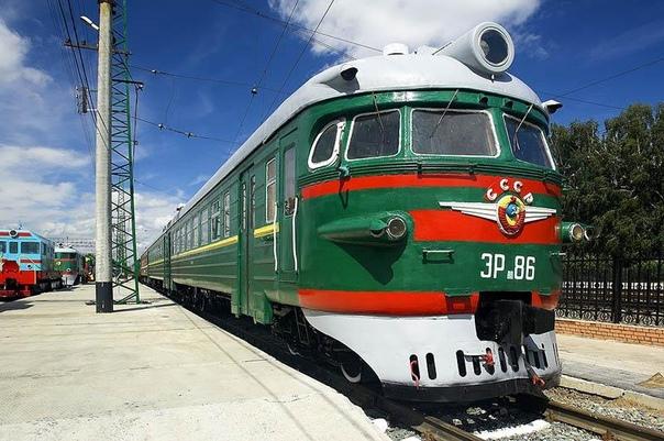 Пригородный поезд Россия- СССР отправится с первого пути 26.06.19 в 7,45 Кто с нами