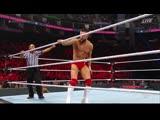 WH I.C Vs. Lashley and Leo Rush Elimination Chamber 17.02.19