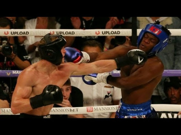 Логан Пол ПРОТИВ KSI - Итоги боя/ Logan Paul vs KSI - Results of the fight