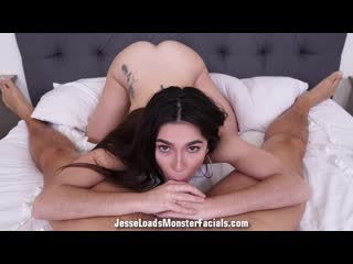[JesseLoadsMonsterFacials.com] Gianna Gem [Facial, Blowjob, Handjob, Deep Throat]
