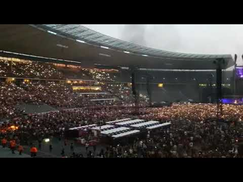 Rammstein - ohne dich olympia stadion berlin
