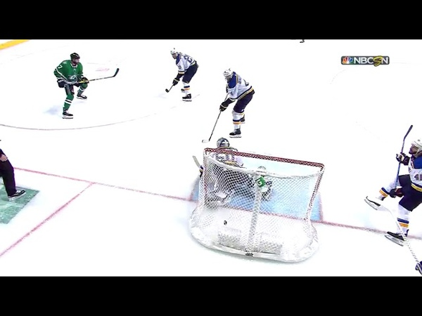 НХЛ 18-19 Play-off 5-ая шайба Радулова 29.04.19