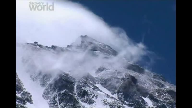 Мировой рекорд. Эверест - За гранью возможного. Эпизод 2. 04 серия. (2007г.).