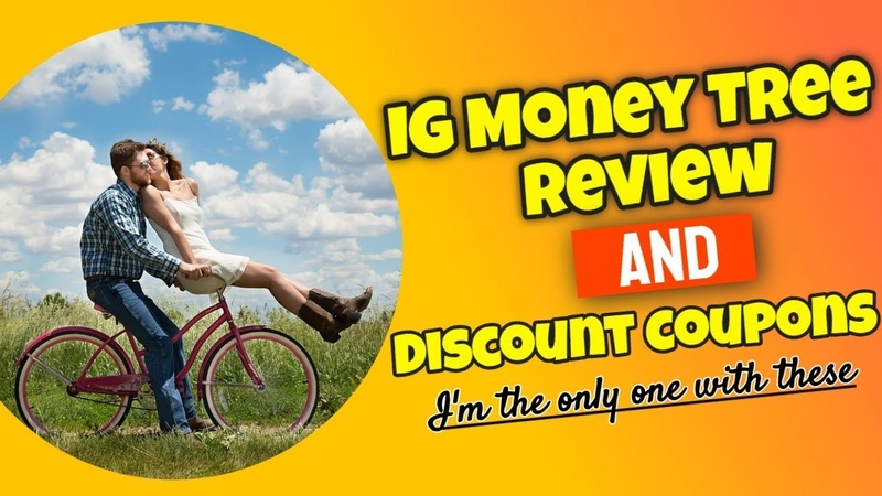 IG Money Tree Review Discount Coupons you won t find these anywhere else