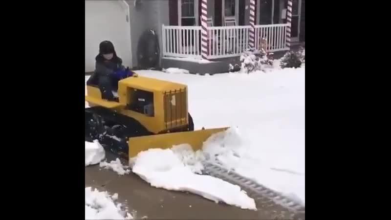 Как приучить ребёнка трудиться