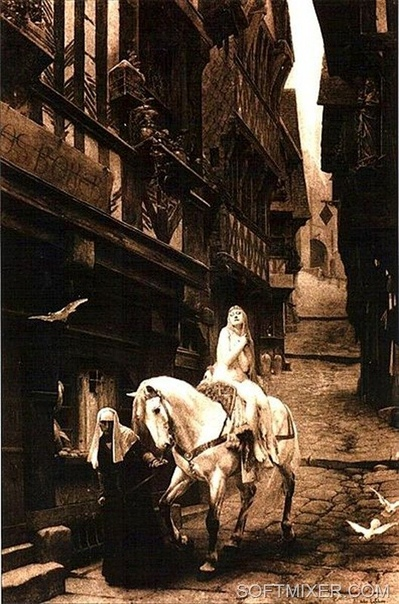 Леди Годива в произведениях искусства Легенда о прекрасной леди, которая преодолела свою стыдливость ради благополучия простых горожан, известна всему миру. Годива англо-саксонская графиня, жена