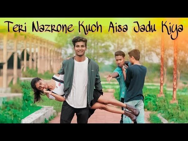 Teri Nazron Ne Kuch Aisa Jadoo Kiya | Romantic Love Story | New Song 2019 | Ft. Jeet | Besharam Boyz