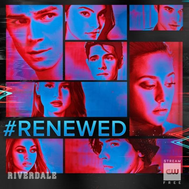 CW продлил на следующие сезоны «Ривердейл», «Наследие», «Флэша» и еще 10 сериалов