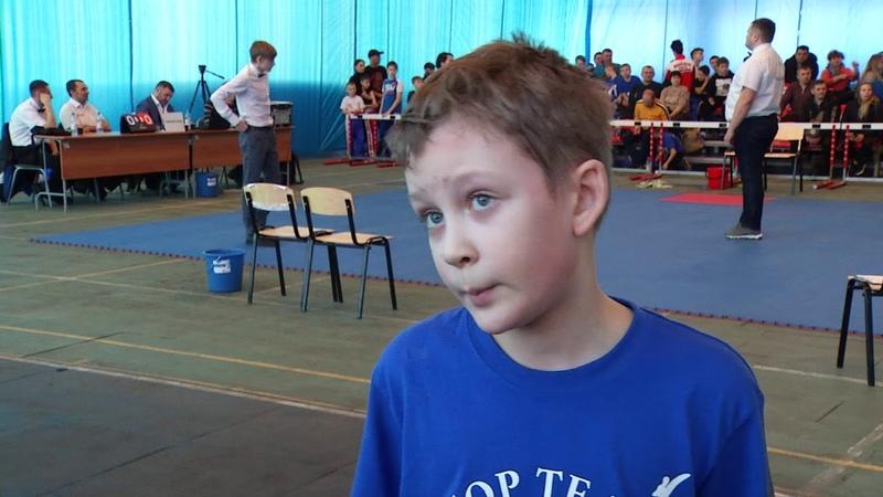 Яркие поединки в розыгрыше Кубка Сиб ГУФКа по кикбоксингу в Омске