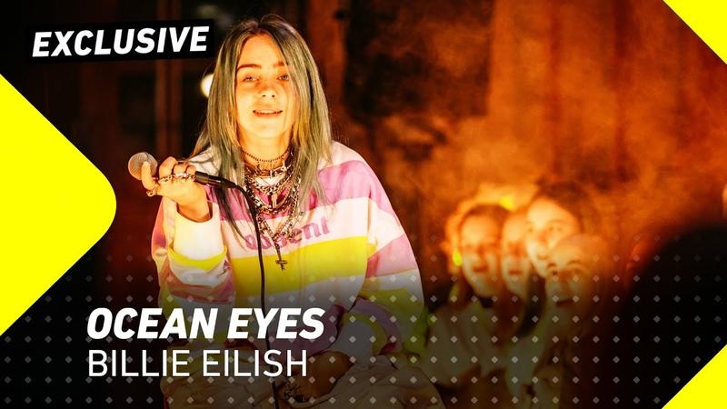 Billie Eilish - Ocean eyes | 3FM Exclusive | 3FM Live
