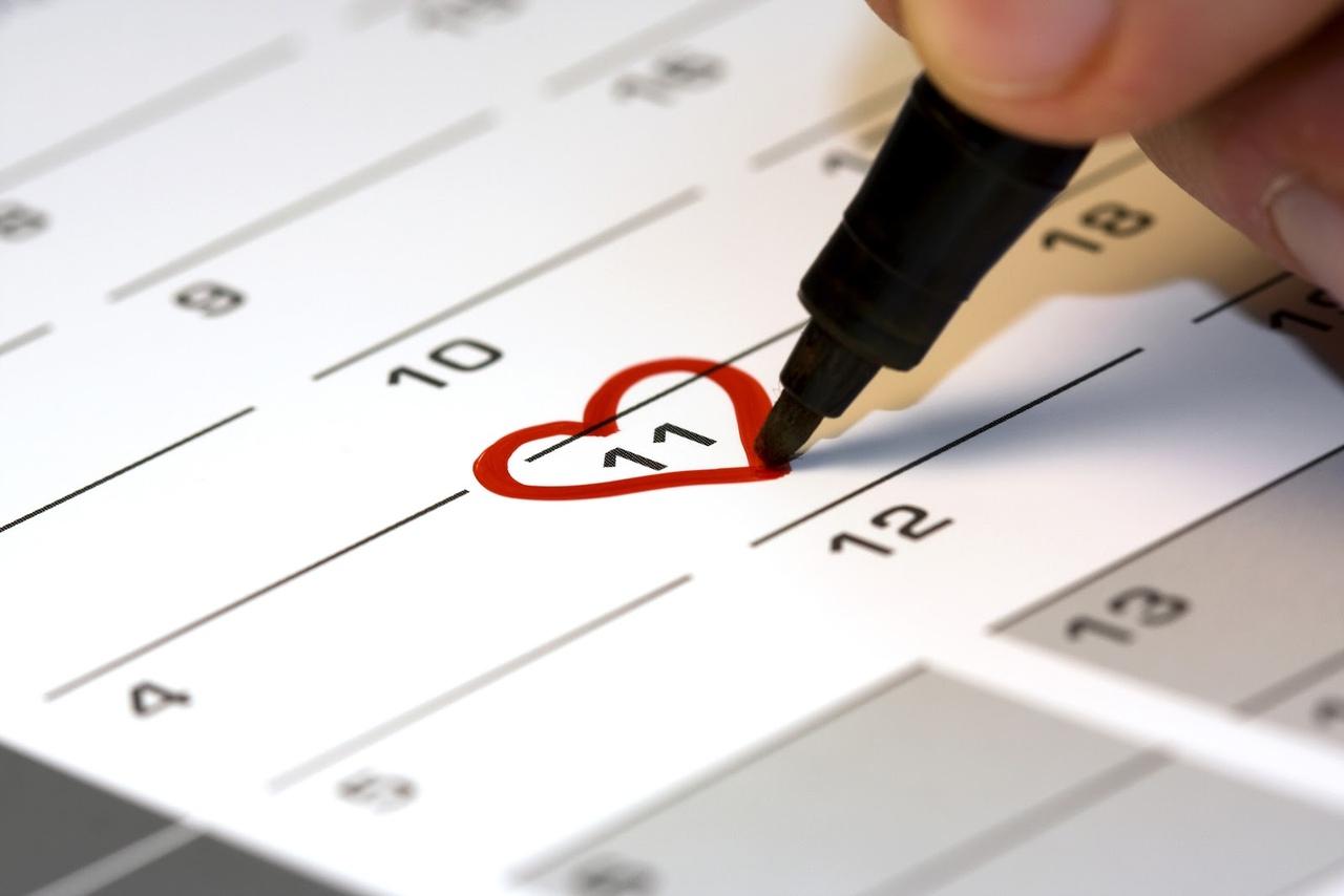 Расчет благоприятной даты
