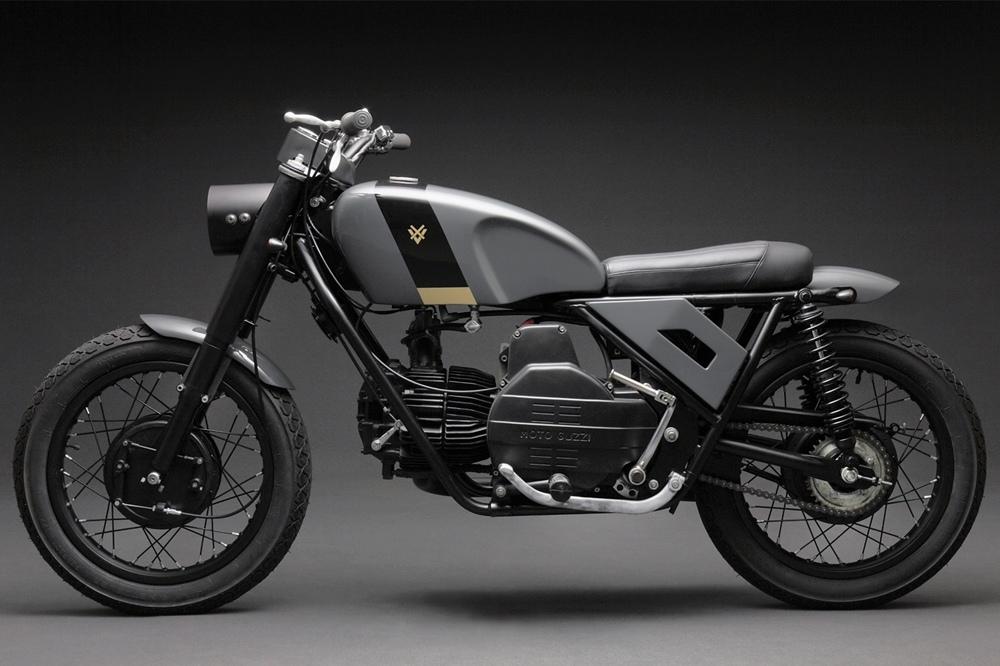 Venier Customs: кастом Moto Guzzi Falcone 2020