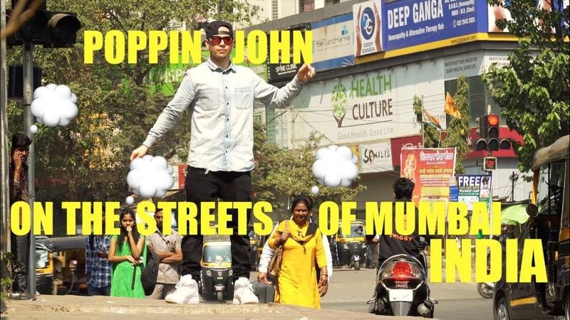 POPPIN JOHN | NAMASTE | MUMBAI INDIA