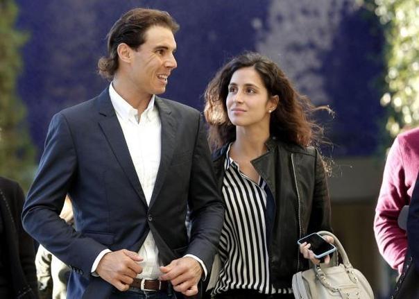 Лучший теннисист на планете Рафаэль Надаль женился