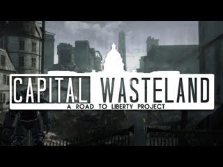 Fallout 4: capital wasteland - feral ghouls trailer