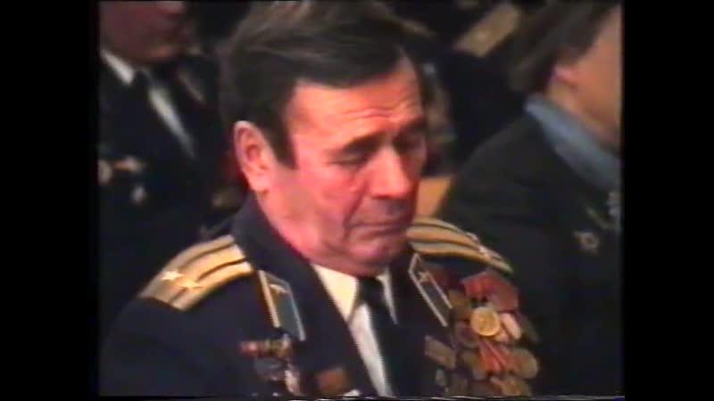 Документальний фільм, знятий на 50-річчя 806-го БАП (додаткові кадри)