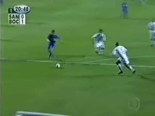 2003 Santos FC vs. Boca Juniors