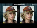 FINAL FANTASY XV CHARACTER ENVIRONMENT WORKFLOW