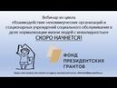 Некоммерческая организация НКО и государственное учреждение формы взаимодействия, роли.