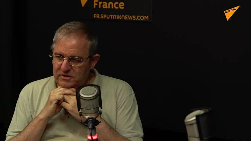 Jean Bricmont membre de la Fraternelle Patriam Recuperare prône une alliance entre les Gilets jaunes et l'UPR d'Asselineau