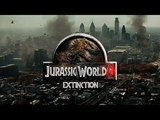 Jurassic World 3 EXTINCTION Fan Trailer (2021) chris pratt, brice dallas, sam neil, laura dern