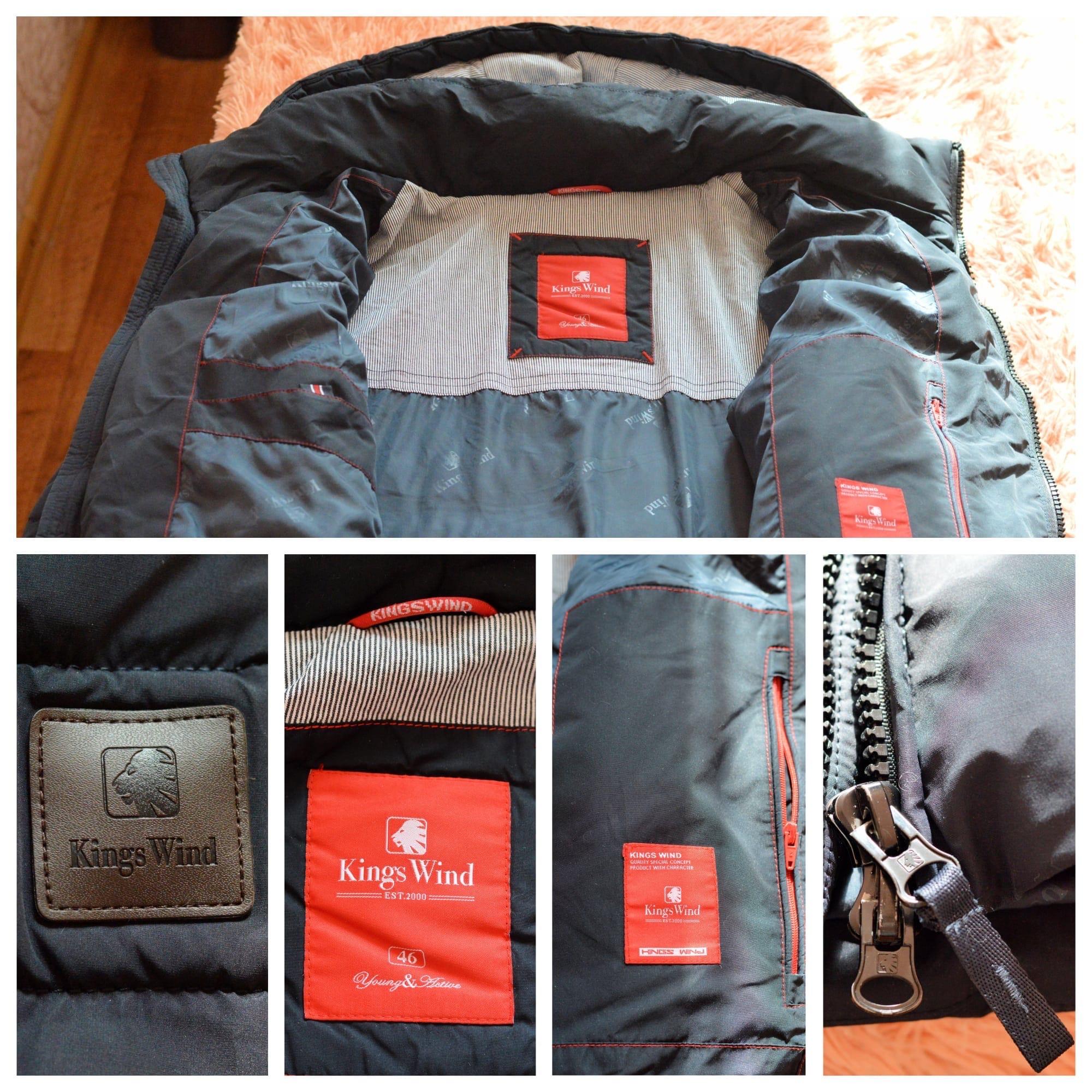 Фирменная зимняя куртка. Покупал за 8000 | Объявления Орска и Новотроицка №2882