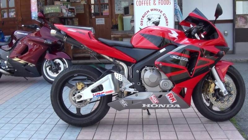 Danmotoエキゾーストを聞け 初代 2003 HONDA CBR600RR 2003 ホンダ・CBR600RR PC37 最終モデル Kawasaki1