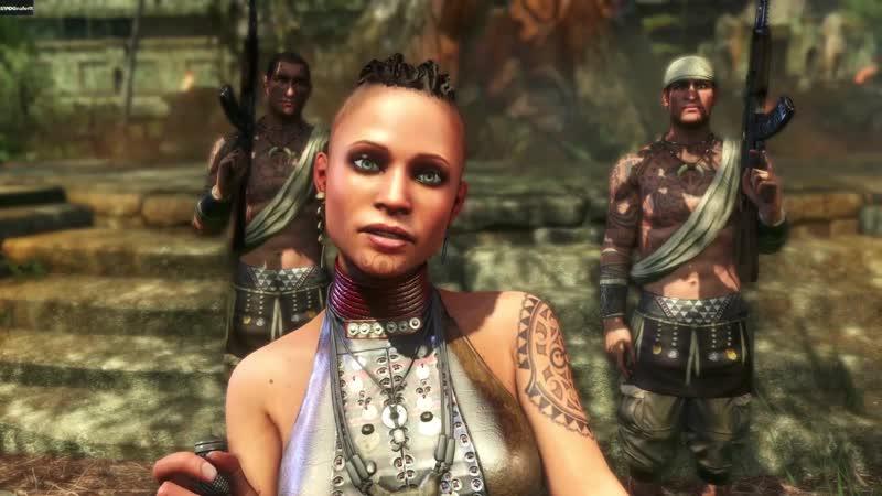 Far Cry 3,4 Смешные и Забагованные