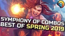 Symphony of Combos Best Dota 2 Wombo Combos Spring 2019 Edition