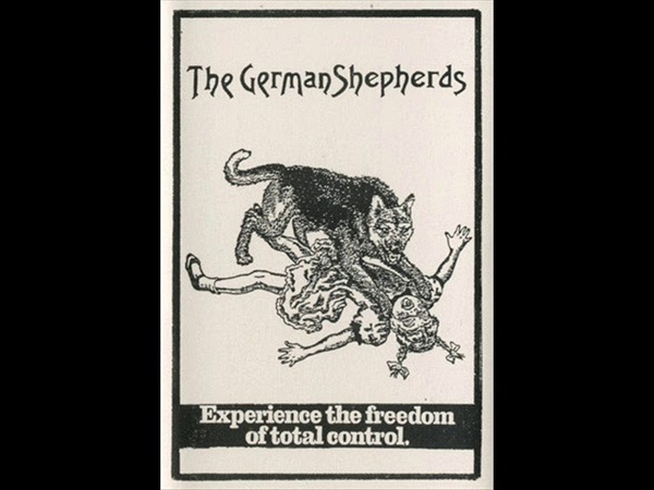 German Shepherds Experience The Freedom Of Total Control Full Cassette