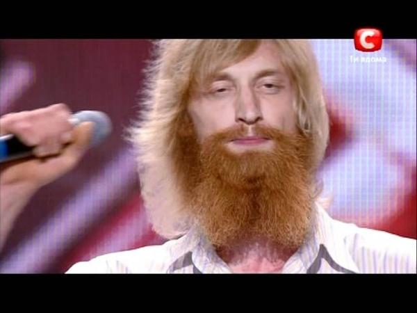 X Фактор 2 Революция Михаил Рудаков 1й отбор