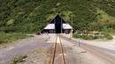 Alaska Railroad Through Whittier Tunnel